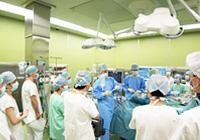 手術研修会の様子-1